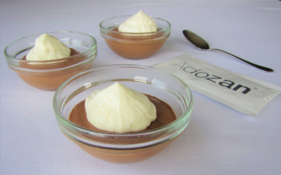 Schokoladenmousse mit Adozan